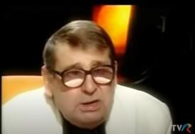 La 20 de ani, șugubățul actor Nicu Constantin debuta în televiziune, alături de Margareta Pâslaru și Marina Voica (video)