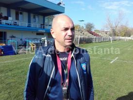 """Rugbyștii de la Tomitanii Constanța așteaptă reluarea SuperLigii Cristian Cojocaru - """"Vom avea cea mai tânără linie a II-a din campionat"""""""