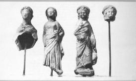 """#DobrogeaDigitală. """"Tanagra. Callatis. Măşti şi figurine din atelierele de la Mangalia"""", de Vasile Canarache:  Despre colecționarii de tanagre, statuetele artistice ale antichității"""