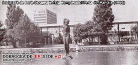 #citeșteDobrogea: Boris Caragea și efigiile Constanței