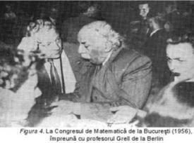 """#DobrogeaDigitală: In memoriam Ion Barbu – """"Nu-mi venea să cred mă aflam în preajma poetului şi matematicianului"""""""