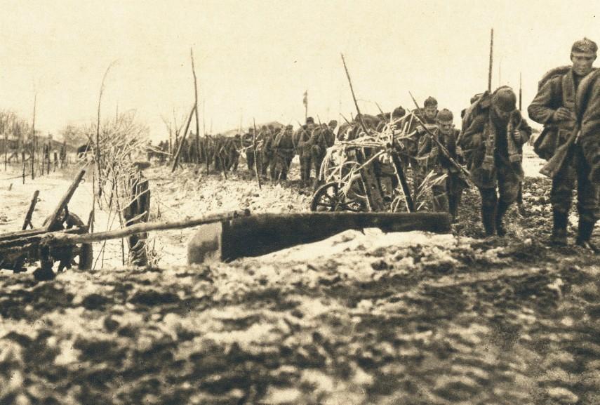 17 august 1916: Bulgaria a atacat Dobrogea românească