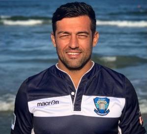 Rugbystul Adrian Ion, de la Tomitanii Constanța, convocat din nou la echipa națională