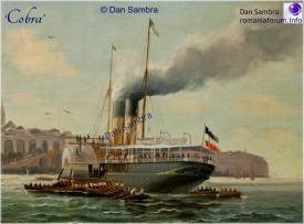 """""""Mărturii de epocă privind istoria Dobrogei (1878-1947)"""":  Gloria de odinioară a Serviciului Maritim Român – 125 de ani de la înființare"""