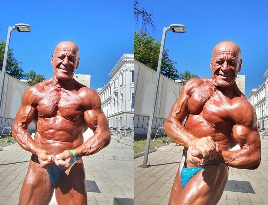 Omul de 70 de ani