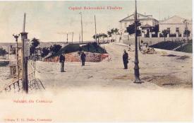 #citeșteDobrogea: Cazinoul este amplasat pe latura dinspre mare a bulevardului Elisabeta