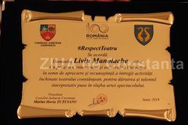 """#DobrogeaDigitală: Maestrul Liviu Manolache la ceas aniversar. """"A călcat cu dreptul pe urmele părinților"""""""