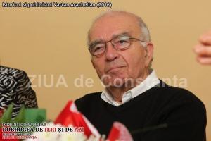 #DobrogeaDigitală: Vartan Arachelian, la aniversare