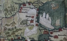 #citeșteDobrogea: Ultima călătorie a lui Ovidius (II) - De la Roma, spre Tomis. Traseul (De pe Via Appia, pe țărmul Pontului Euxin)