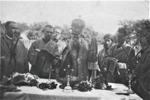 #DobrogeaDigitală: 1944. Hirotonia lui Chesarie Păunescu în scaunul episcopal al Tomisului