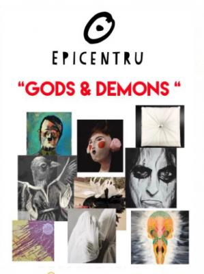 """La galeria """"Epicentru"""" din Constanța, vin astăzi """"zei și demoni"""""""