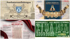 #DobrogeaDigitală: Retrospectiva ZIUA DOBROGEI – trecutul care vine să prefigureze viitorul