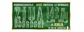 #Dobrogea Digitală - Acces Universal la Informație:   La Mulți Ani, Dobrogea! 1878-2020 (video)