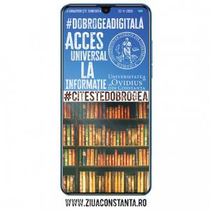 "#DobrogeaDigitală: De la Fondul documentar ""Dobrogea de ieri și de azi"" la #DobrogeaDigitală"