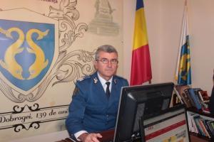 #Dobrogea Digitală:  Mesajul colonelului Constantin Dima, comandantul Grupării de Jandarmi Mobile Constanța, de Ziua Dobrogei