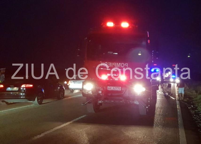 judetul constanta accident rutier pe d j 226 la intersectia localitatilor nuntasi si istria 733911