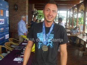 #Dobrogea Digitală: Răzvan Florea, multiplu campion la natație, mesaj de Ziua Dobrogei
