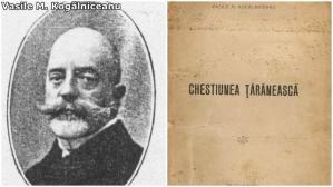#citeșteDobrogea: 157 de ani de la nașterea lui Vasile Kogălniceanu, conducătorul intelectual al țăranilor
