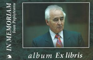 """""""Ex Libris"""", de Ioan Popișteanu"""