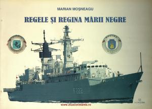 """""""Regele și regina Mării Negre"""", de Marian Moșneagu"""