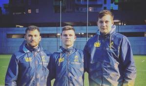 Rugbyști de la Tomitanii Constanța, convocați la lotul național al României
