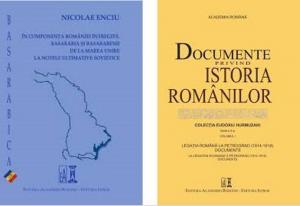 #DobrogeaAcademică Premiate de Academia Română, două dintre cărţile de Istorie poartă recenzia unui istoric constănţean