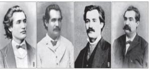 #Dobrogea Digitală: Portretele lui Eminescu – enigma unei existențe