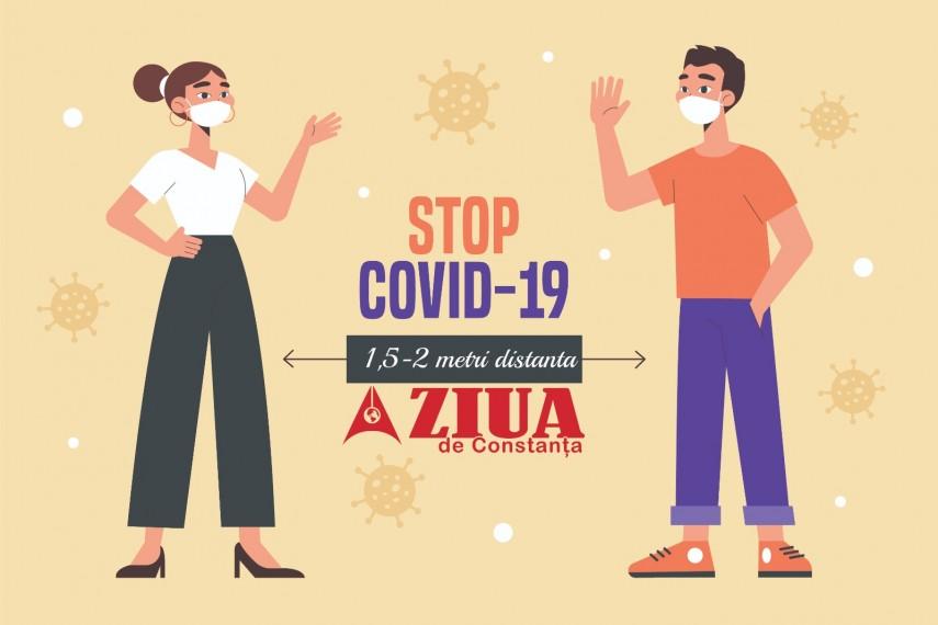 16 ianuarie 2021: Situatia actualizata, la nivelul judetului Constanta, privind noul coronavirus