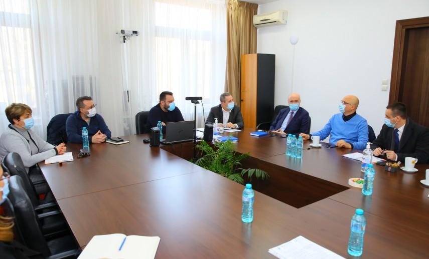 la un an de la infiintarea in cadrul primariei constanta s a activat comisia de implementare a proiectului