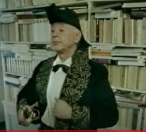 #Dobrogea Digitală: Eugen Ionesco, singurul român membru al Academiei Franceze