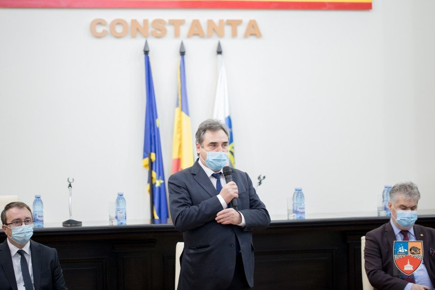 Noi dispozitii semnate de Mihai Lupu. Cine este cel mai nou consilier al presedintelui Consiliului Judetean Constanta?