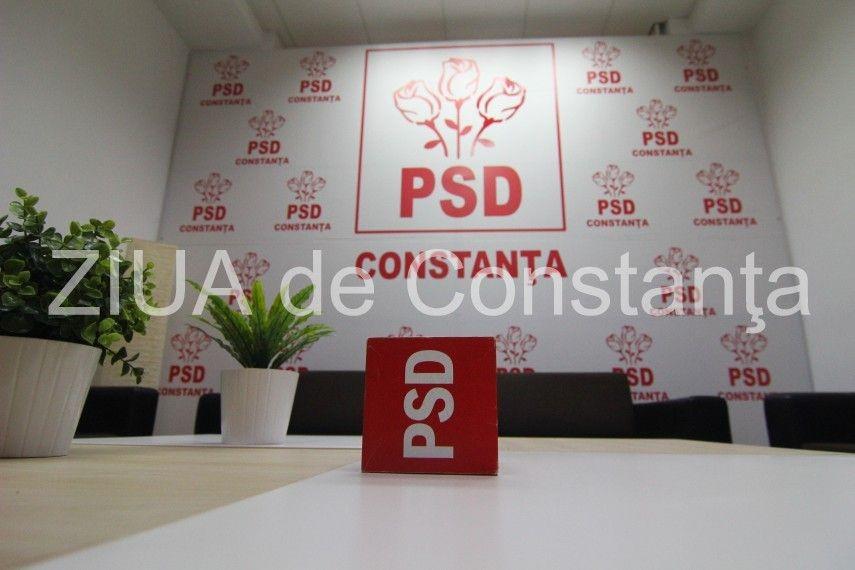 Parlamentarii Partidului Social Democrat de la Constanta, sediu nou, in buricul targului. Cand va fi functional?