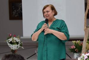 Doina Păuleanu – critic de artă, manager al Muzeului de Artă Constanța timp de două decenii