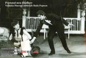 #citeșteDobrogea: Din stirpea celebrelor partenere de scenă, soprana Veronica Diaconu sărbătorește opt decenii de viață