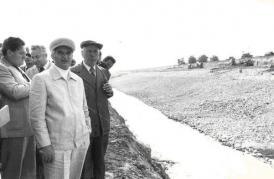 #citeșteDobrogea: Utilaje folosite, forţă de muncă implicată şi costuri ale lucrărilor la Canalul Dunăre-Marea Neagră