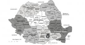 #citeșteDobrogea: Ultima reformă majoră administrativ-teritorială a României a avut loc în urmă cu 53 de ani