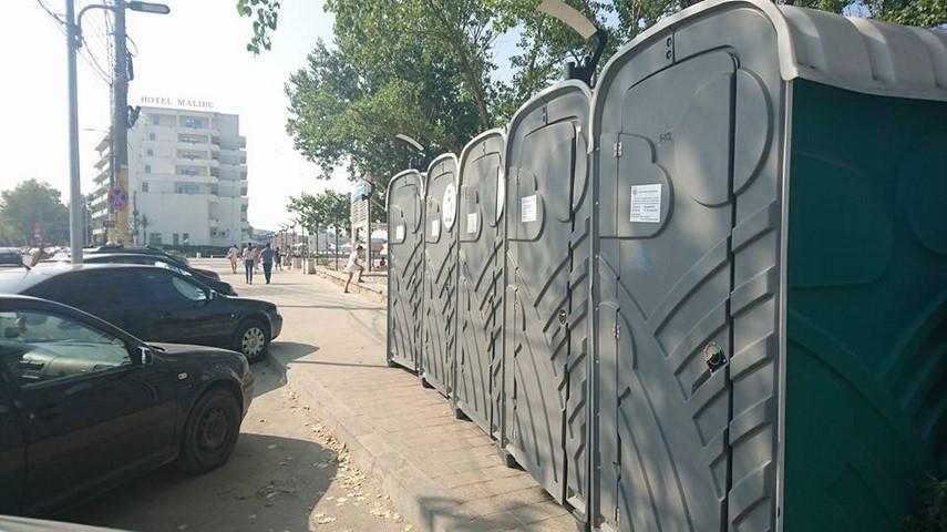 Primaria Constanta pregateste achizitia de toalete modulare, racordabile la retelele de utilitati