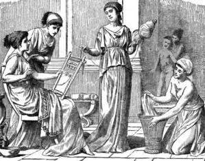 #citeșteDobrogea: Femeile în viața publică și religioasă a Dobrogei antice - Mari preotese și binefăcătoare ale cetăților vest-pontice (I)