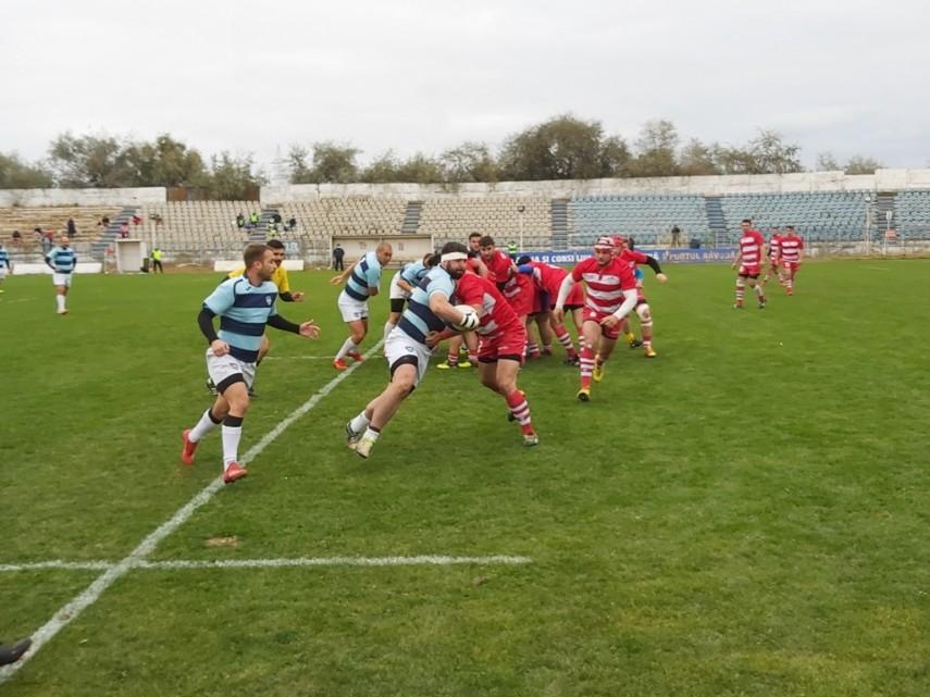 meci acasa rugbystii de la cs navodari debuteaza sambata in noua editie a diviziei nationale de seniori