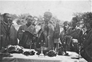 #DobrogeaDigitală: Preoții refugiați din Basarabia și Bucovina de Nord, încadrați în Episcopia Tomisului, în 1946