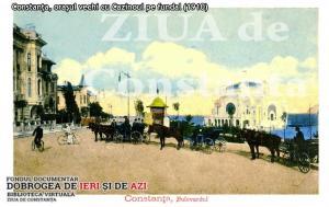 #citeșteDobrogea: Primăvara la Constanța... acum 95 de ani! (II) - Salubritatea, concesiunile și surparea malului de răsărit