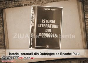 #citeșteDobrogea: In memoriam Puiu Enache