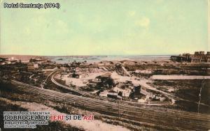 #citeșteDobrogea: Primăvara la Constanța... acum 95 de ani! (IV) - Pompierii, pavarea străzilor și Pompele Funebre