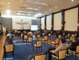Ședința maraton a Comisiei tehnice de Urbanism. 13 planuri urbanistice, la mâna Consiliului Local Constanța