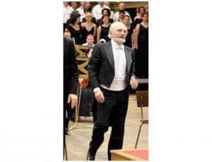 """#DobrogeaDigitală: Paul Staicu, la aniversare - """"Eu am venit la Constanţa să organizez o orchestră simfonică pentru că aici era nevoie de ea"""""""