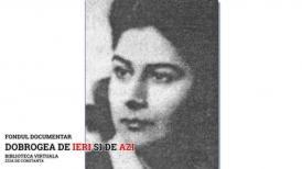 #DobrogeaDigitală: Jeni Acterian, autoare și personaj fermecător, dintr-o lume dispărută sub tăvălugul istoriei