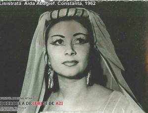 #DobrogeaDigitală: In memoriam Aida Abagief – 85 de ani de la naștere