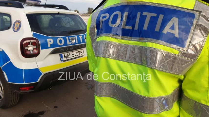 Actiune a politistilor la Constanta: Zeci de persoane legitimate si vehicule controlate. Au fost aplicate amenzi