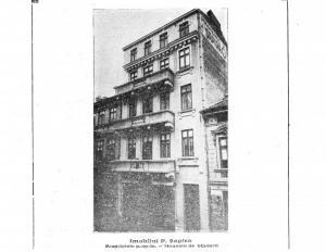 #DobrogeaDigitală: Pincus Șapira, bijutierul Casei Regale cu cel mai mare magazin din Constanța  anului 1920