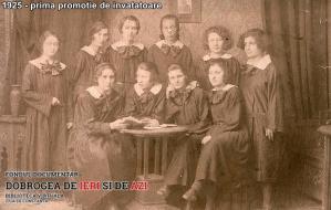 #DobrogeaDigitală: Cine a făcut parte din primul comitet de conducere al Asociației Învățătorilor şi Învăţătoarelor din Constanța